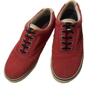Sperry Top Sider Halyard Lace-Up Canvas Sneaker